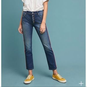 Pilcro and the Letterpress Anthropologie Jeans 28